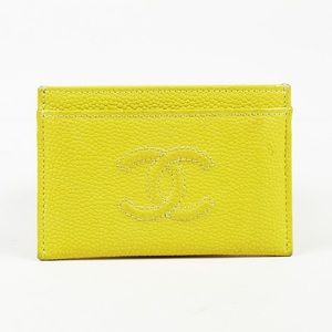 🦋SALE🦋Authentic Chanel Card Case, Limited EDT